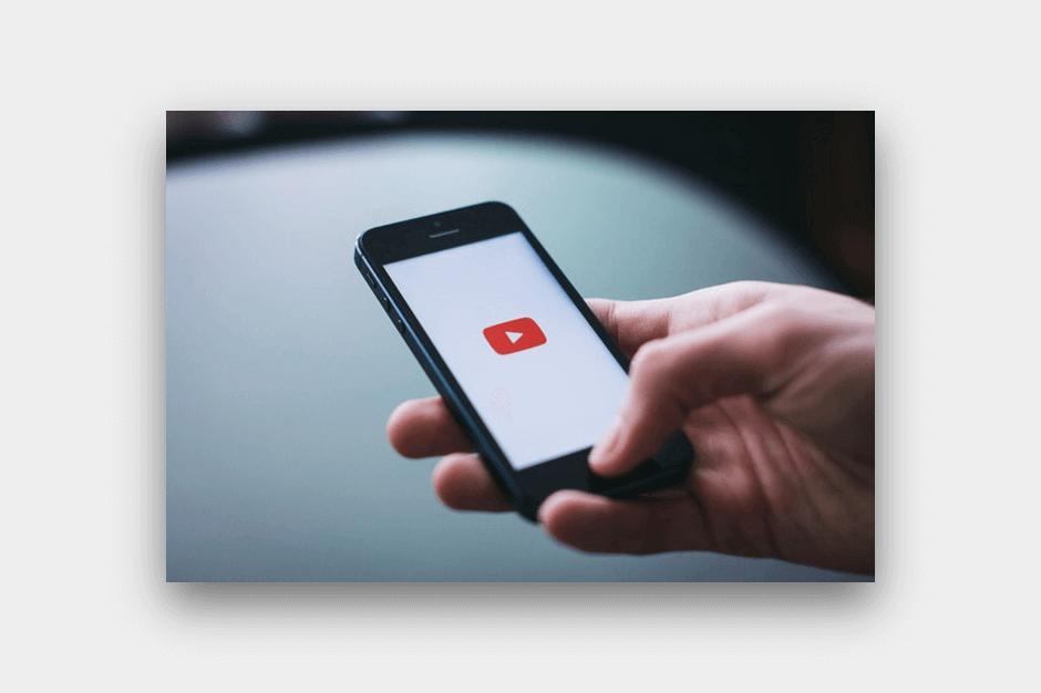 유튜브 로고