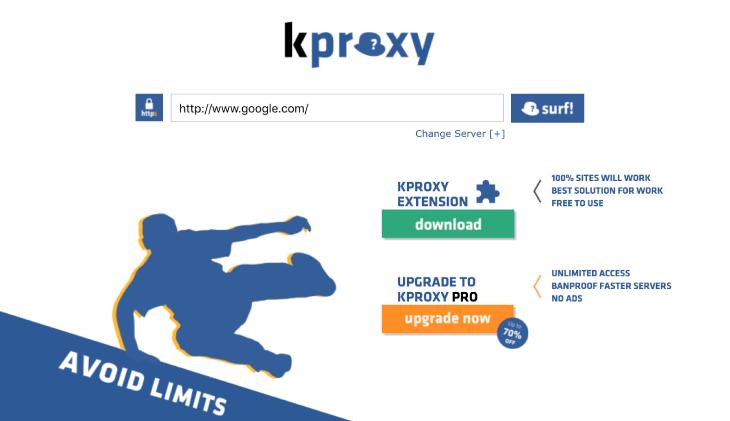 5)KProxy