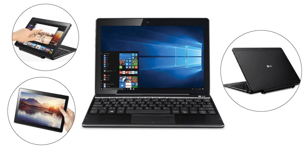 LG전자 투인원 노트북 10T370-L860K