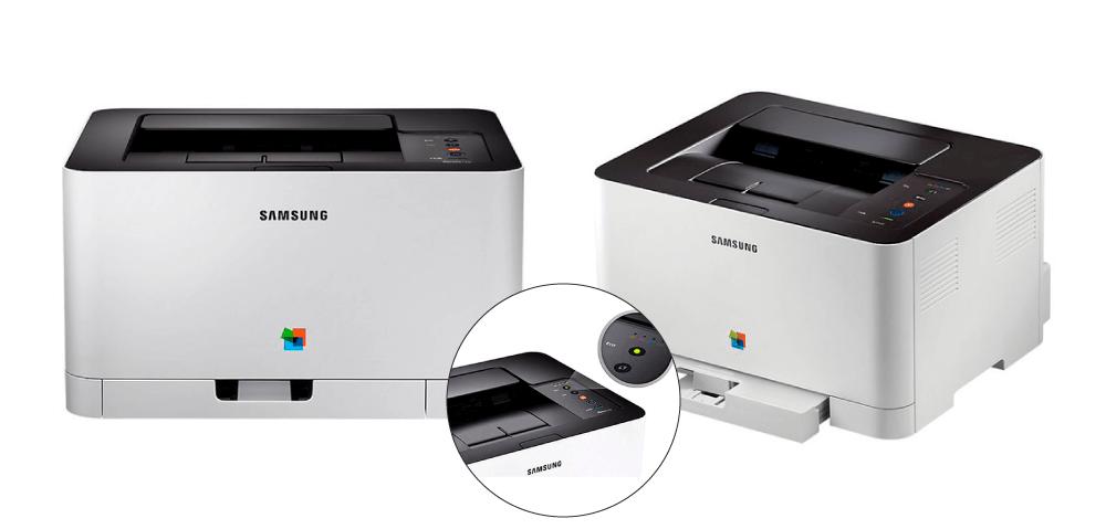 삼성전자 컬러 레이저 프린터