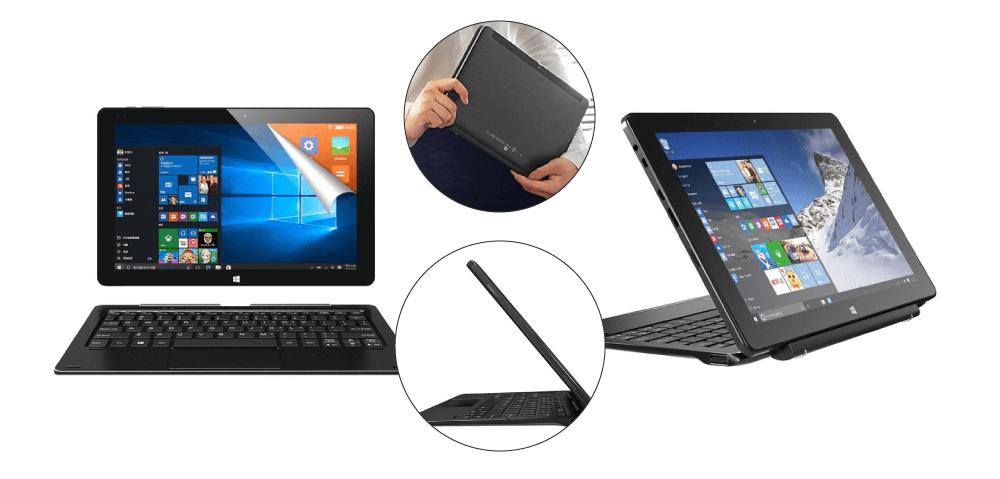 큐브 듀얼OS 태블릿PC + 도킹 키보드