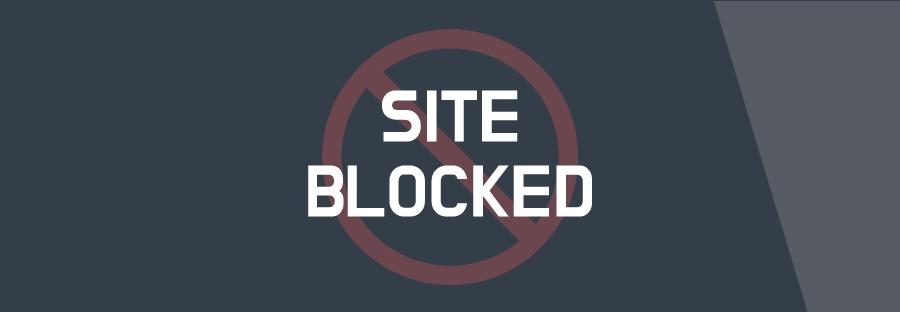차단 사이트 우회